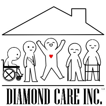 Diamond Care, Inc.™<br>Family Owned and Operated Adult Care and Hospice Services